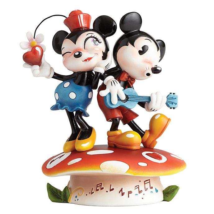 Miss Mindy Mickey and Minnie Figure