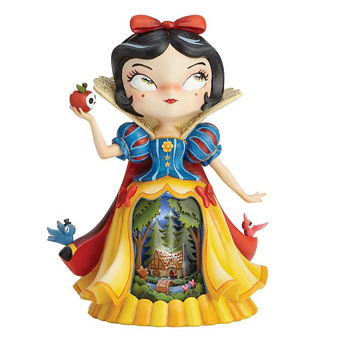 Miss Mindy Light-Up Snow White Figure