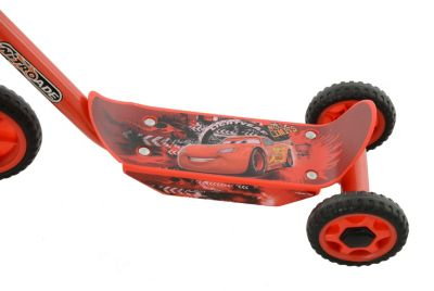 Disney Pixar Cars First Tri Scooter