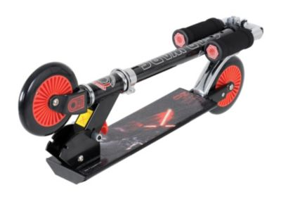 Kylo Ren Folding In-Line Scooter, Star Wars: The Force Awakens