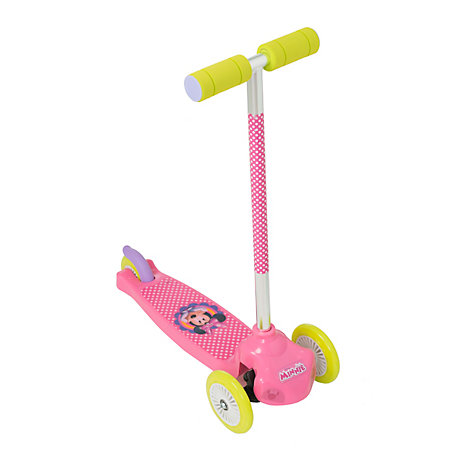Minnie Mouse Move 'N' Groove Tri Scooter