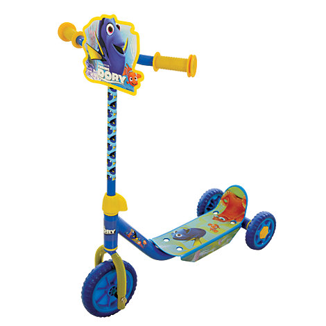 Finding Dory My First Tri Scooter