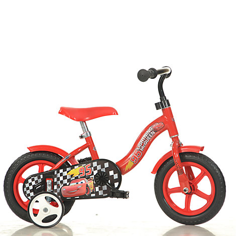 "Disney Pixar Cars 10"" Bike"