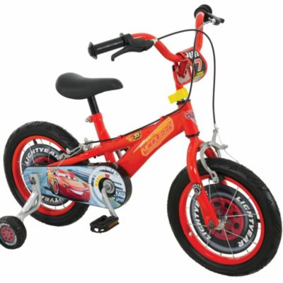 "Disney Pixar Cars 12"" Bike"