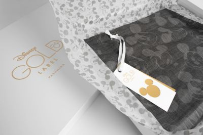 Mickey Mouse Cashmere Pashmina