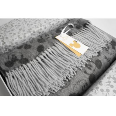 Mickey Mouse Lambswool Decorative Throw