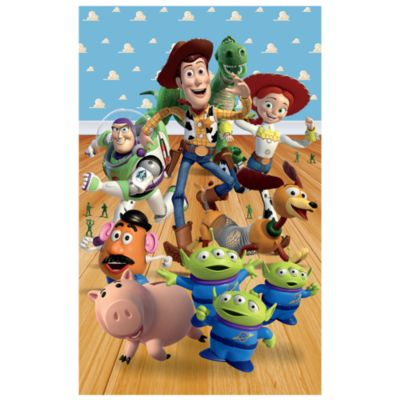 Toy Story 6 Panel Decorative Wall Mural