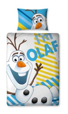 Olaf Single Duvet Cover Set