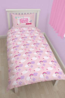 Disney Princess Single Duvet Cover Set