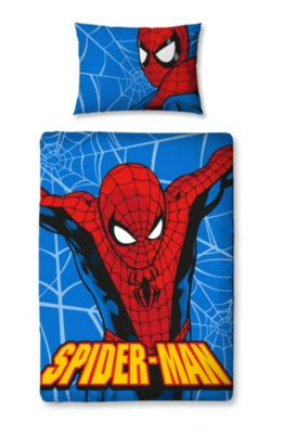 Spider-Man Junior Duvet Cover Set