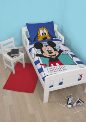 Micky Mouse Junior Duvet Cover Set