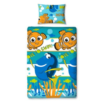 Finding Dory Single Rotary Duvet Cover Set