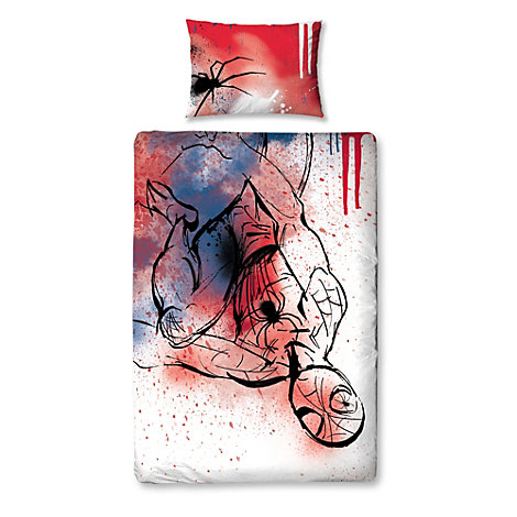 Spider-Man Single Duvet Cover Set