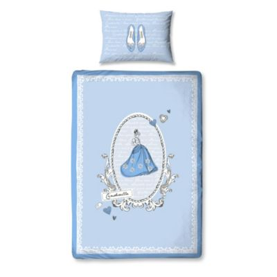 Cinderella Single Duvet Cover Set