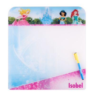 Aurora, Jasmine and Ariel Memo Board