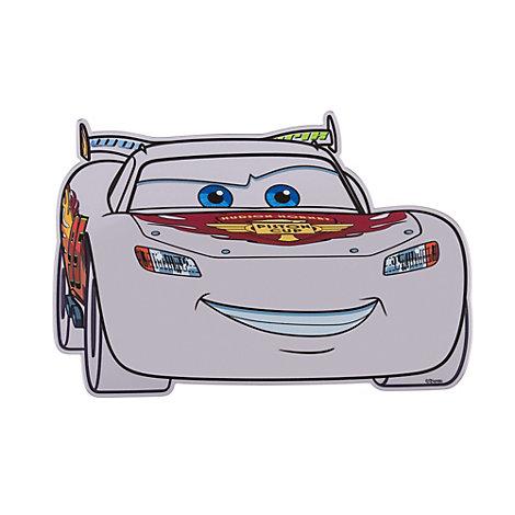 Lightning McQueen Wall Mirror, Disney Pixar Cars