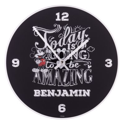 Mickey Mouse Analogue Wall Clock