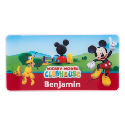 Mickey Mouse Clubhouse Personalised Room Sign