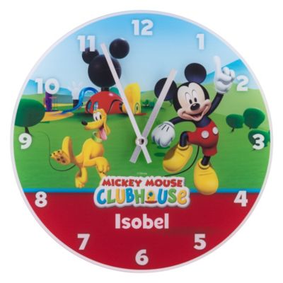 Mickey Mouse Clubhouse Analogue Wall Clock