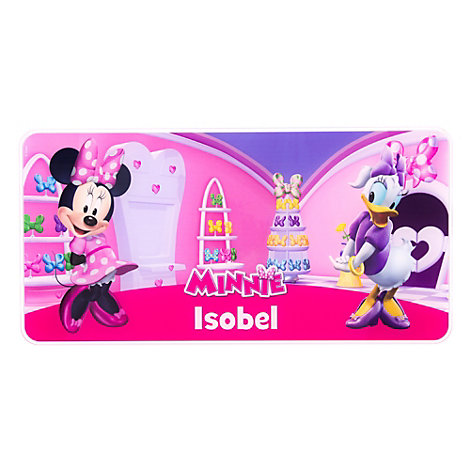 Minnie Mouse and Daisy Duck Personalised Room Sign