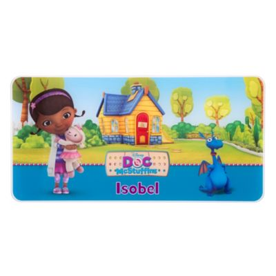 Doc McStuffins Personalised Room Sign
