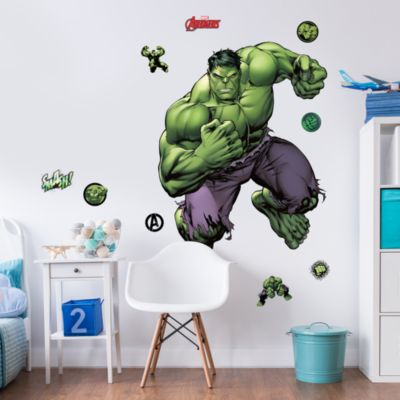 Hulk Large Wall Sticker