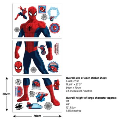 Spider-Man Large Wall Sticker