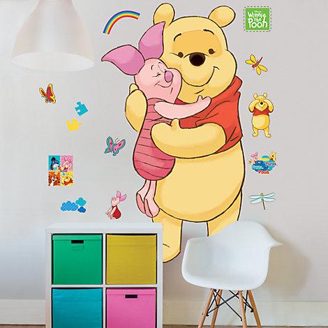 Winnie The Pooh Large Wall Sticker