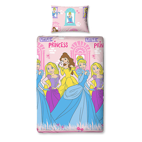 Disney Princess Junior Duvet Cover Set