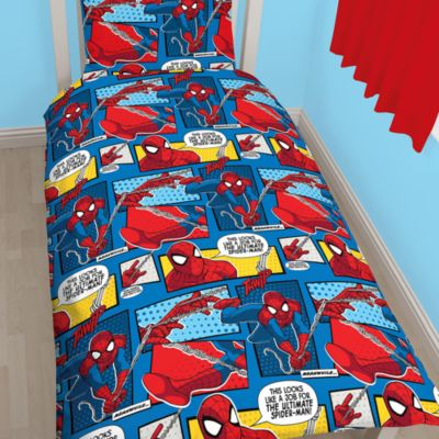 Spider-Man Junior Duvet Cover Set