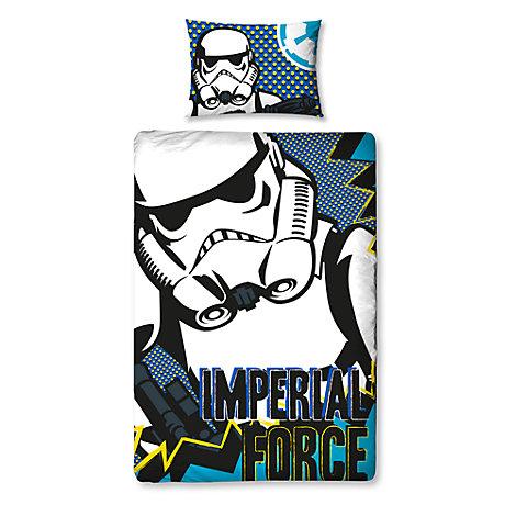 Stormtrooper Single Duvet Cover Set, Star Wars: The Force Awakens