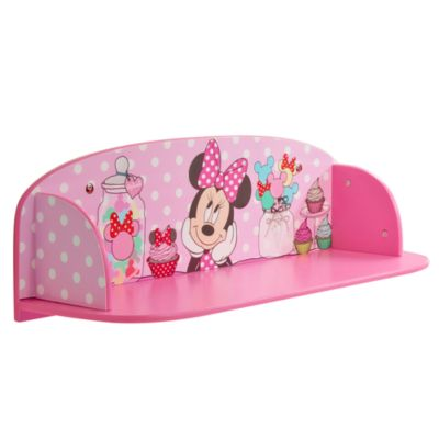 Minnie Mouse Book Shelf