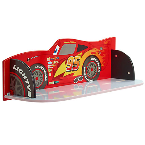 Disney Pixar Cars Book Shelf