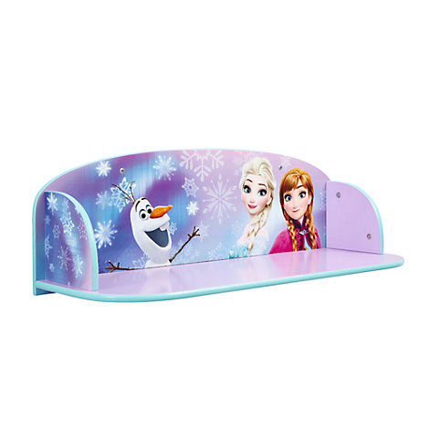 Frozen Book Shelf