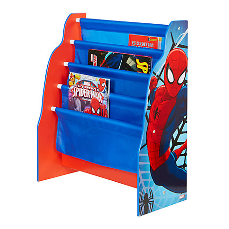 Spider-Man Sling Book Case