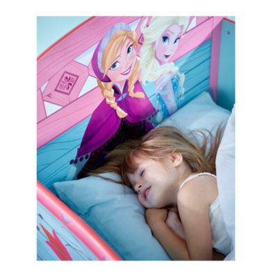 Frozen Sleigh Toddler Bed