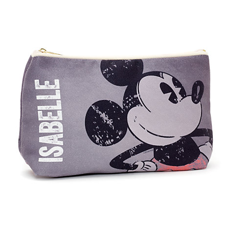 Mickey Mouse Small Wash Bag