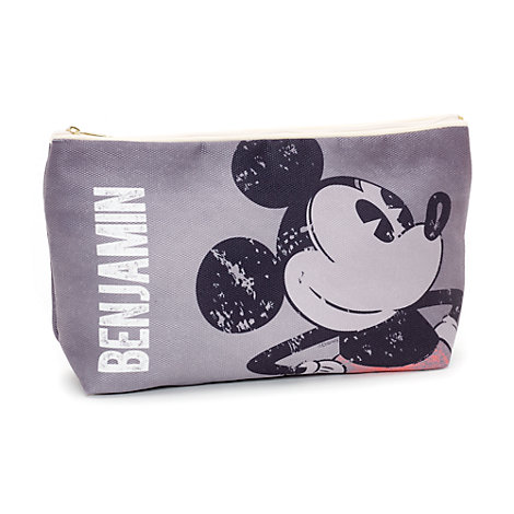 Mickey Mouse Medium Wash Bag