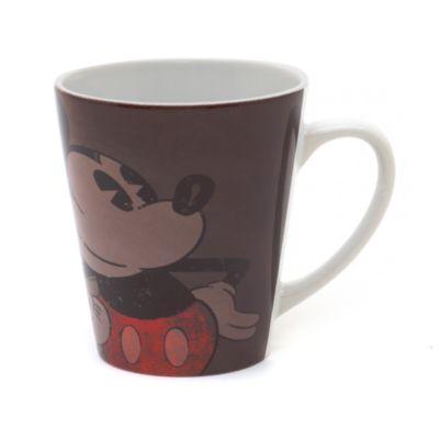 Mickey Mouse Ceramic Latte Mug
