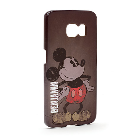 Mickey Mouse Android Edge Case - Samsung Galaxy S6