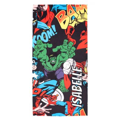 Marvel Comics Large Towel