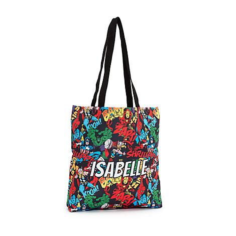 Marvel Comics Tote Bag
