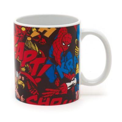 Marvel Comics Ceramic Mug