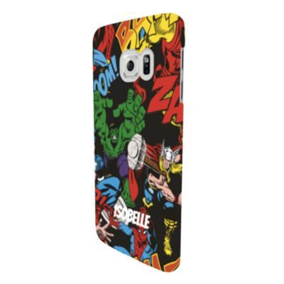 Marvel Comics Android Edge Case - Samsung Galaxy S6