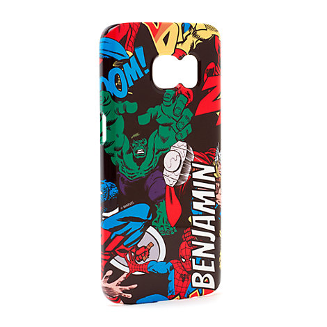 Marvel Comics Android Clip Case - Samsung Galaxy S7
