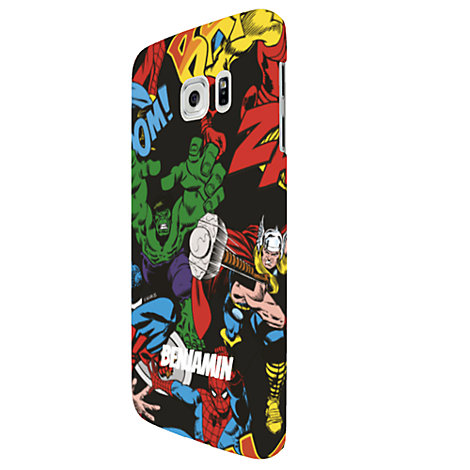 Marvel Comics Android Edge Case - Samsung Galaxy S7