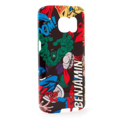 Marvel Comics Android Tough Case - Samsung Galaxy S7