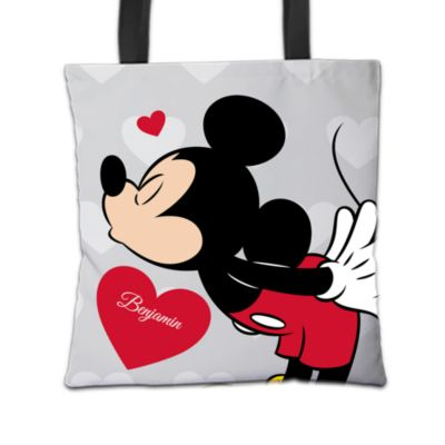 Mickey Mouse Tote Bag, Mickey and Minnie Love Range