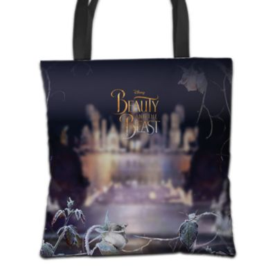 Belle Personalised Tote Bag, Beauty And The Beast