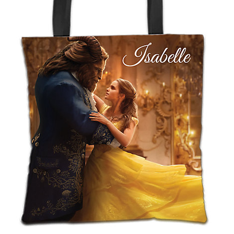 Beauty And The Beast Personalised Tote Bag